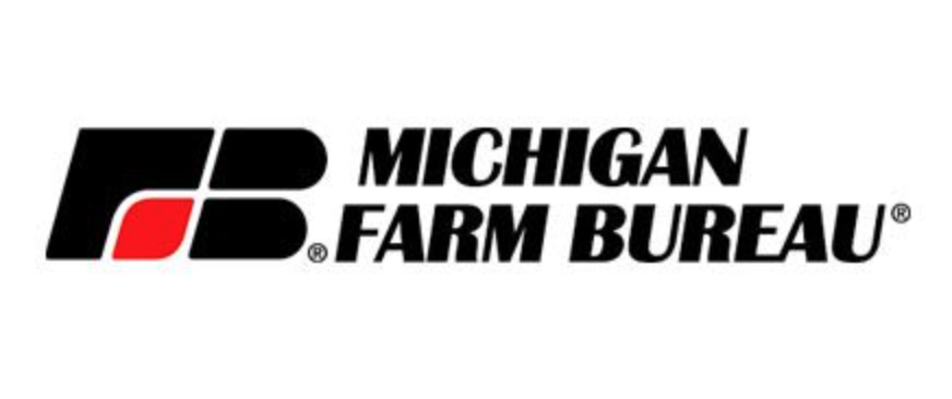 Partner & Supporter of Vote YES on Proposal 1 for MI Water, Wildlife & Parks - Michigan Farm Bureau logo