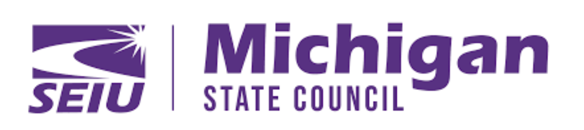 Partner & Supporter of Vote YES on Proposal 1 for MI Water, Wildlife & Parks - SEIU Michigan State Council logo